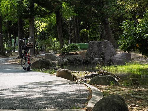 緑ヶ丘公園~瑞ヶ池公園 遊歩道