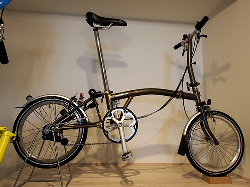 Ultimate (25th) Anniversary Brompton