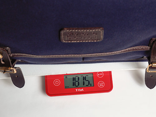Game Bag weight
