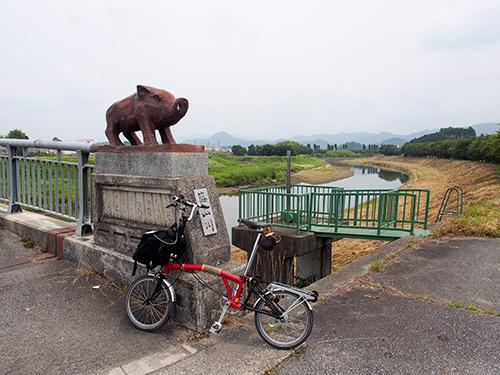 渡瀬橋 篠山市