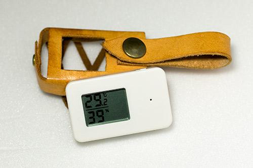 無印良品 タグツール・温湿度計