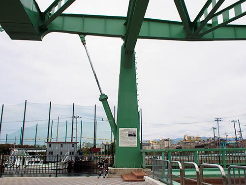 丸島橋可動橋