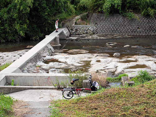 美囊川 橋
