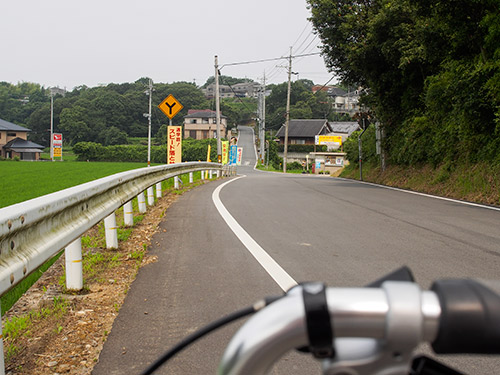 兵庫県道353号付近