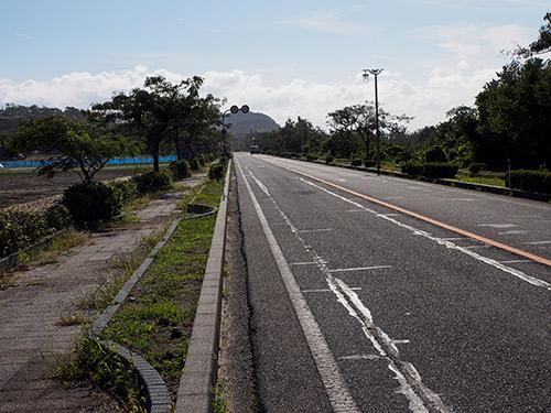 鳥取県道319 砂丘道路