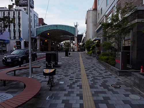 鳥取 駅前大平線通