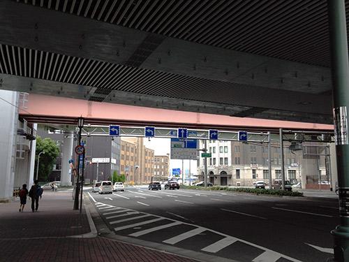 阪神高速3号神戸線