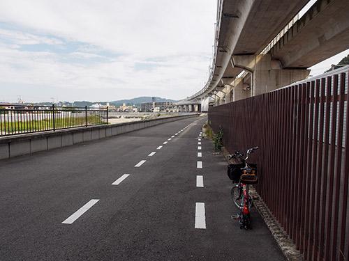 猪名川絹延橋付近