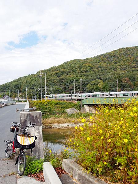 JR福知山線 武庫川