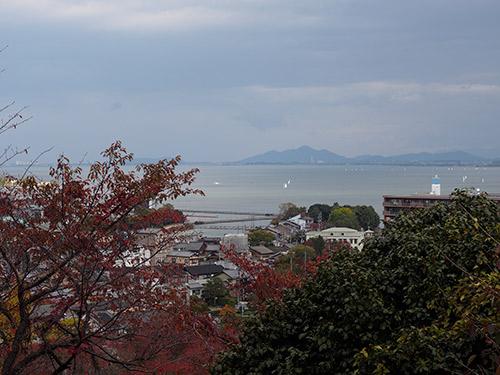 三井寺 紅葉 2014