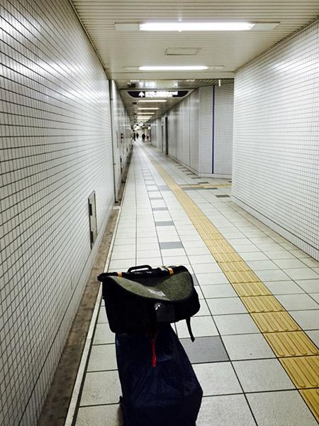 京都地下鉄東西線 御陵駅