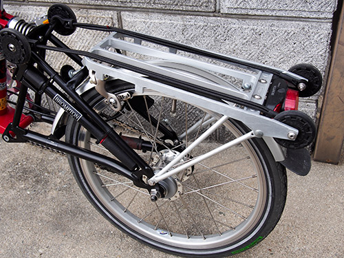 Brompton Rear Carrier