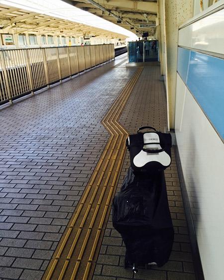 大阪市営地下鉄中央線九条駅