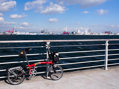 シーサイド・コスモから大阪港