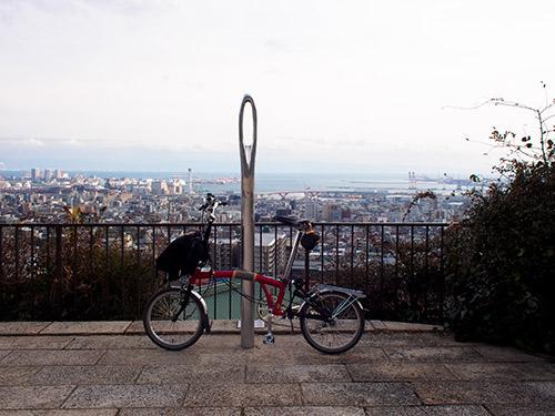 神戸らしい眺望景観50選 灘丸山公園