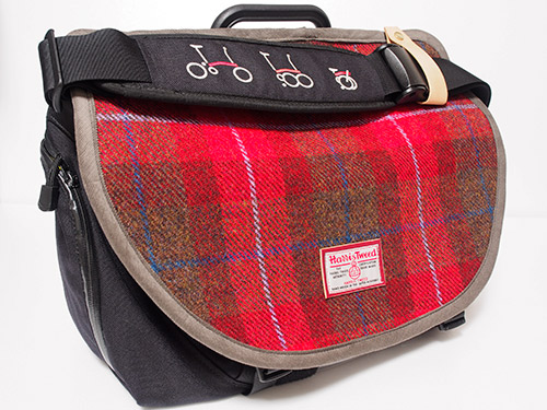 Harris Tweed Flap 2015