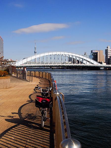 隅田川 永代橋