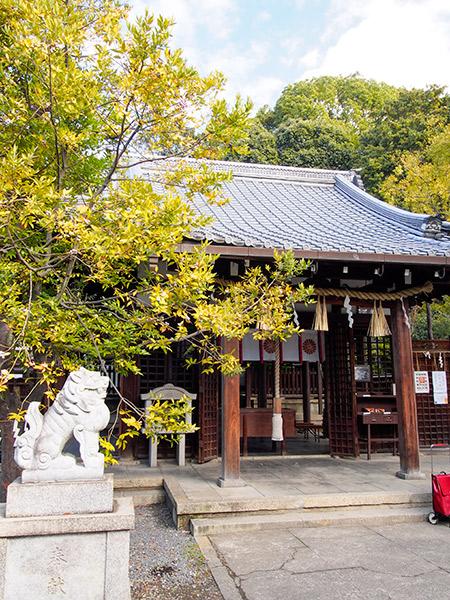 新熊野神社 本殿