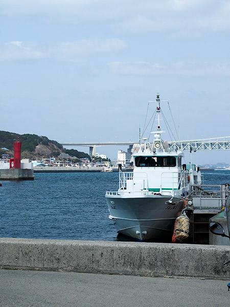 岩屋港ジェノバライン