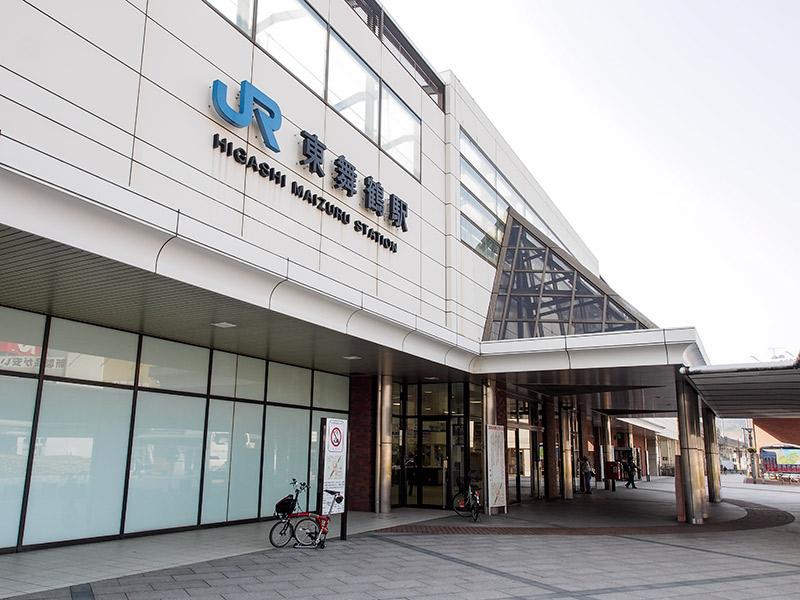 JR東舞鶴駅 2015