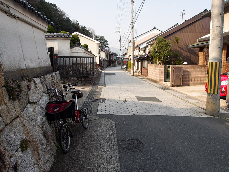 西舞鶴 桂林寺界隈