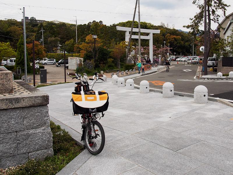 廣田神社 参道