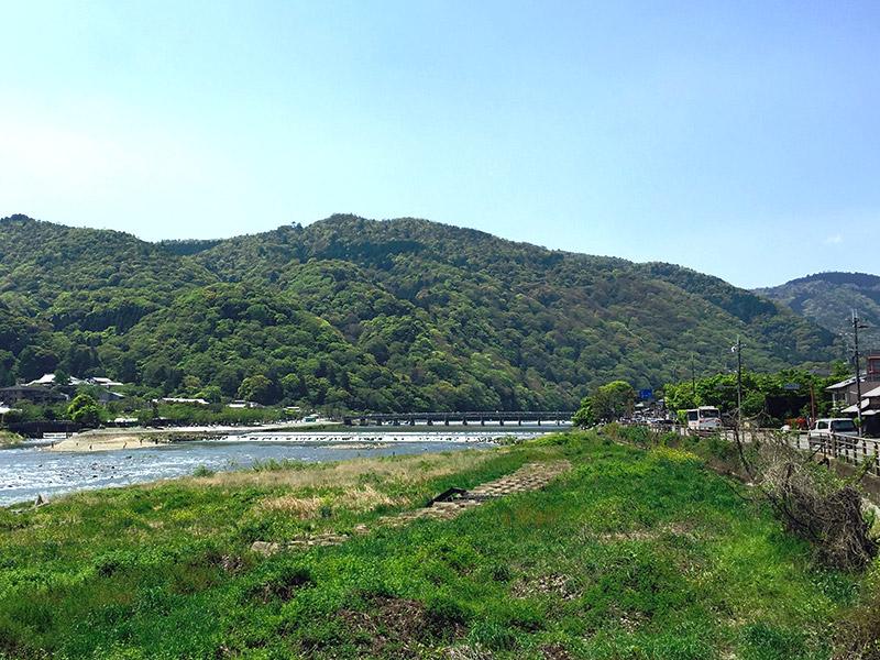桂川 渡月橋