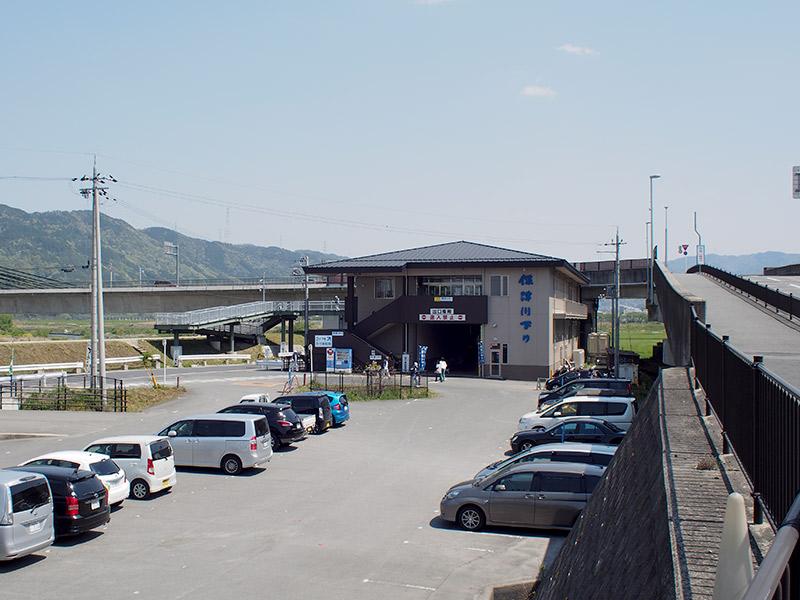保津川下り 乗船場