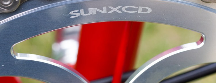 SunXCD Chainring