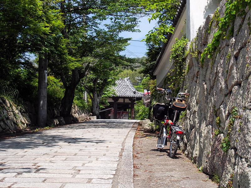 太山寺 境内