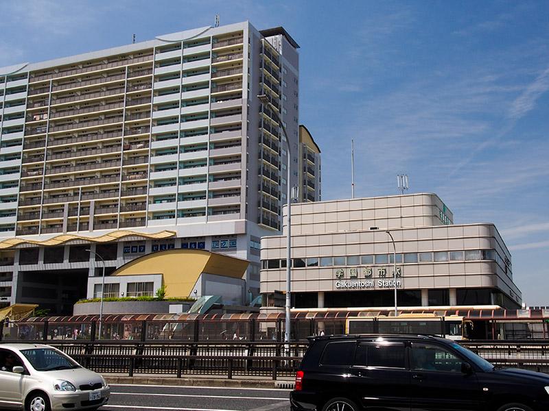 神戸市営地下鉄 学園都市駅