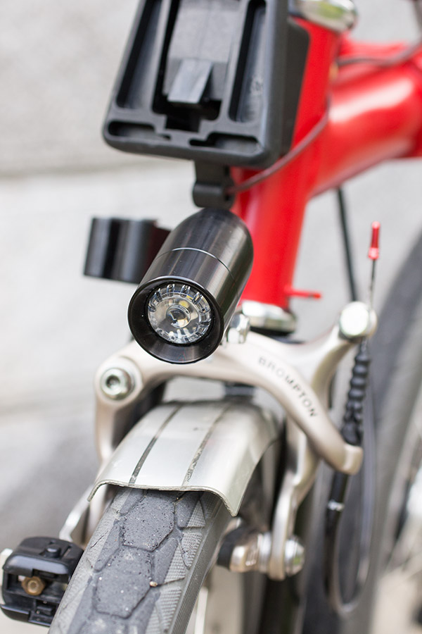 Rindow Bikes Bullet Lighting