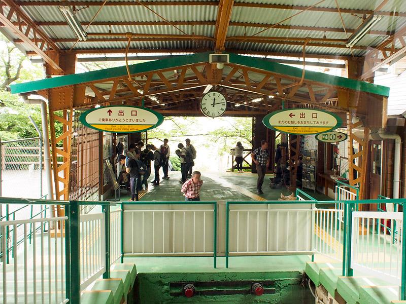 摩耶ケーブル駅