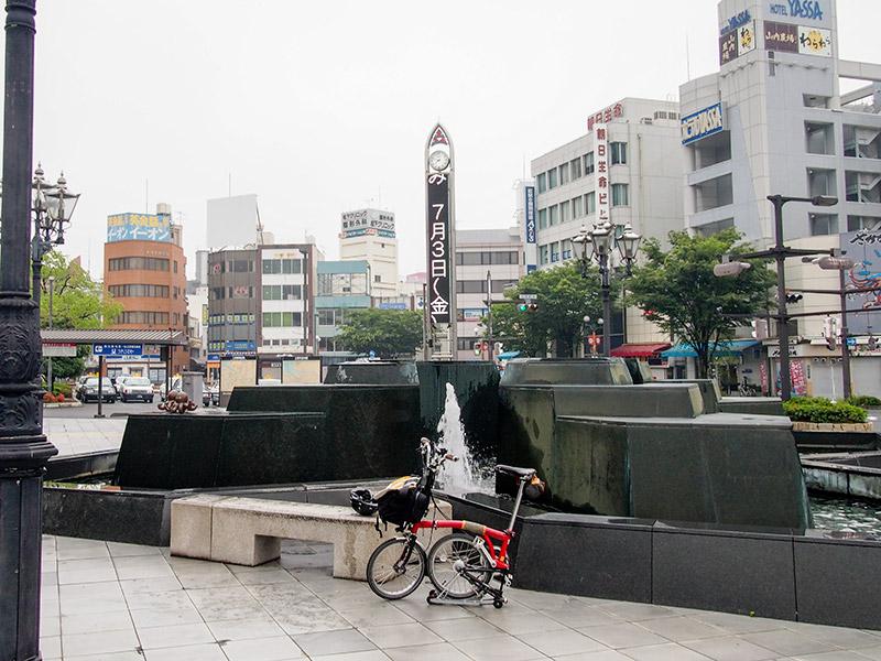JR三原駅前