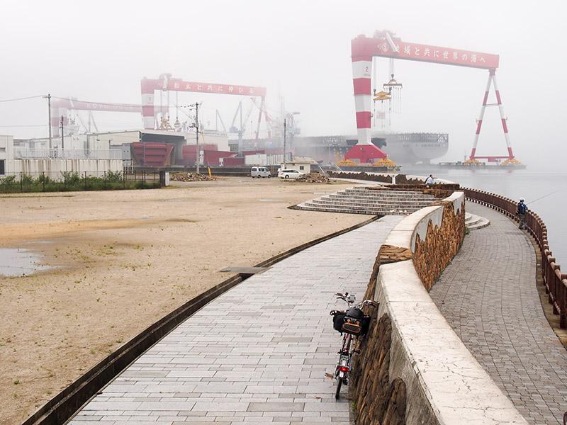 今治造船 ゴライアスクレーン
