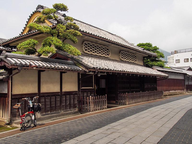 竹原 松阪邸