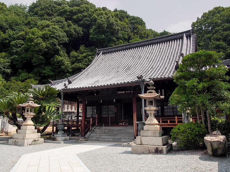 竹原 西方寺