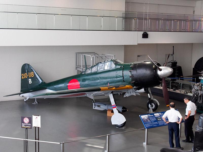 大和ミュージアム 零式艦上戦闘機六二型