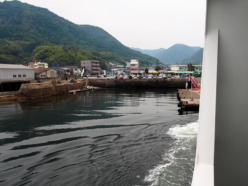江田島三高港