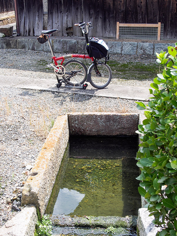 松本自慢25選  清水の井戸