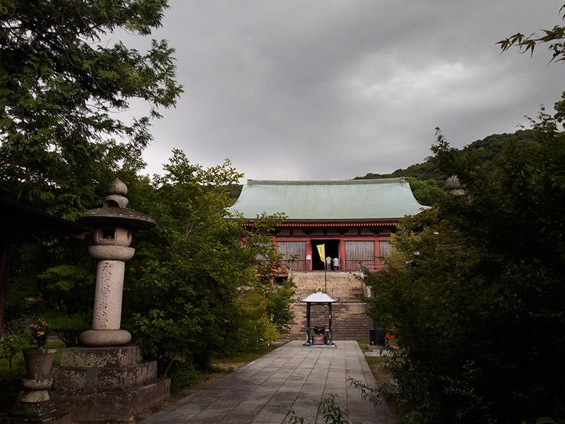 第一番霊場 三身山 太山寺
