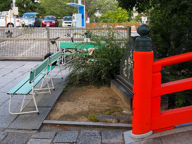須磨寺 駐輪