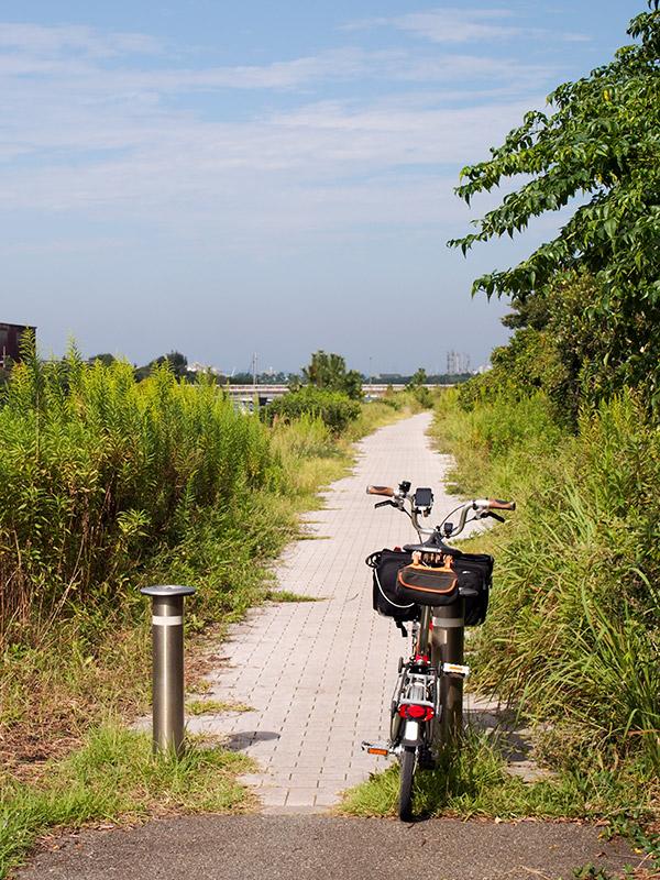 加古川河口付近