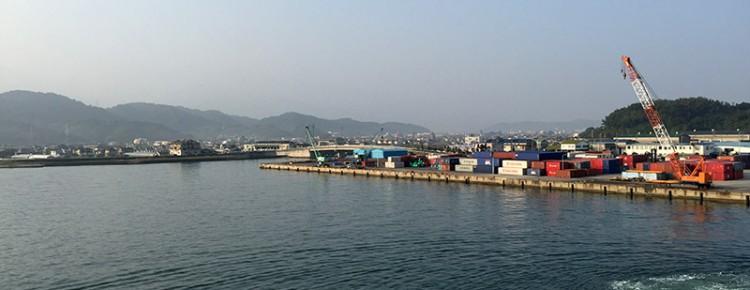 新居浜東港