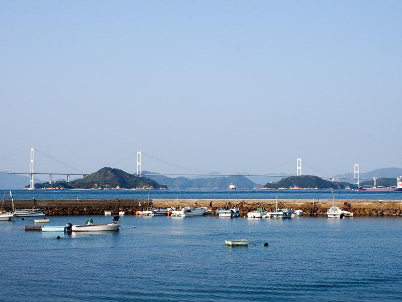 来島海峡、パンク修理 | syluet A