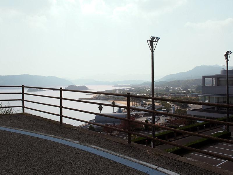 多々羅大橋 大三島側入口