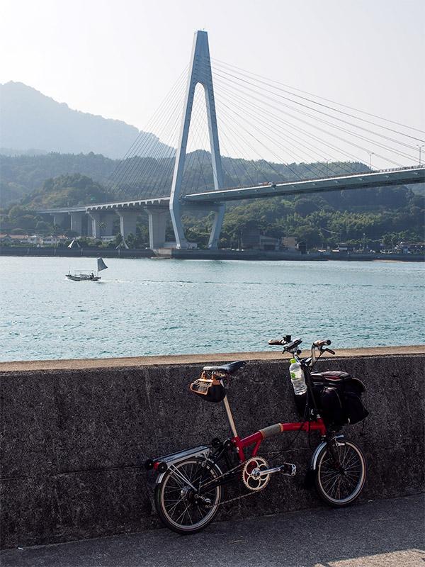 生口橋(因島から)