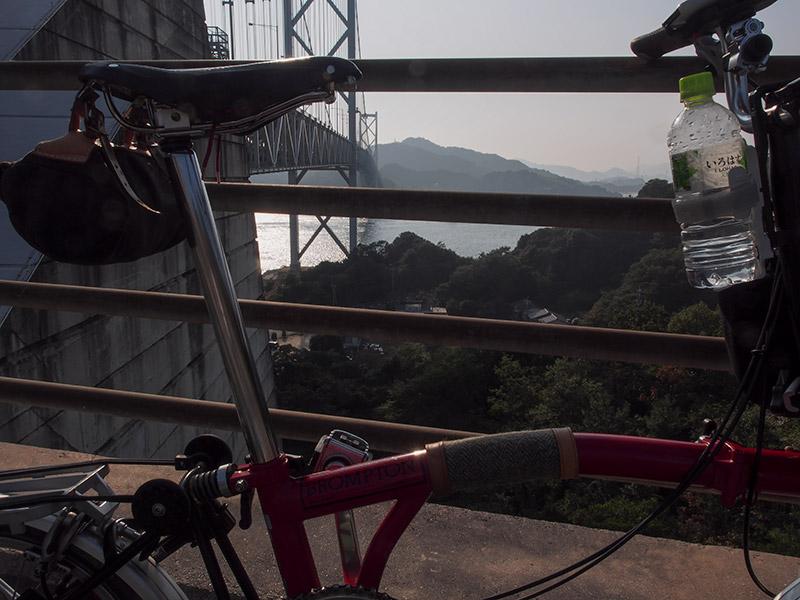 因島大橋(向島から)