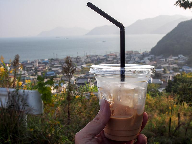 USHIO CHOCOLATL / BEYOND COFFEE カフェオレ