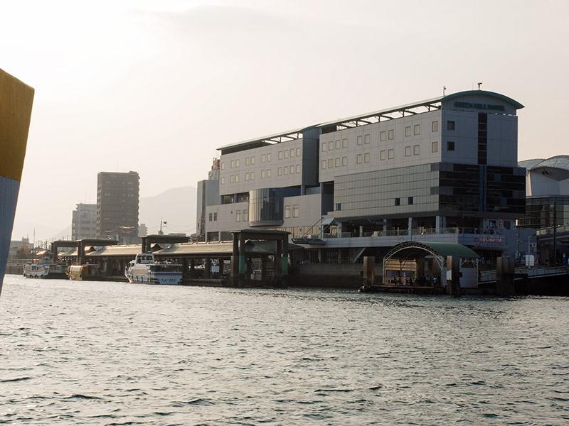 尾道ポートターミナル